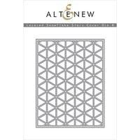 Altenew - Layering Dies - Snowflake Stars Cover B