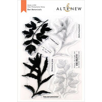 Altenew - Clear Photopolymer Stamps - Dot Botanicals