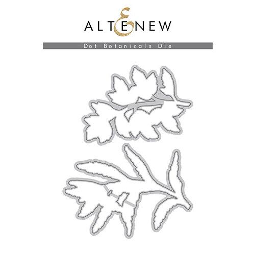 Altenew - Dies - Dot Botanicals