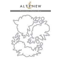 Altenew - Dies - Precious Peony
