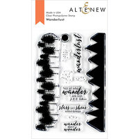 Altenew - Clear Photopolymer Stamps - Wanderlust