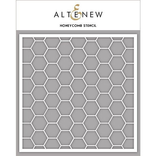 Altenew - Stencil - Honeycomb