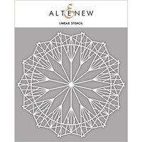 Altenew - Stencil - Linear