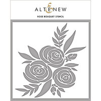 Altenew - Stencil - Rose Bouquet