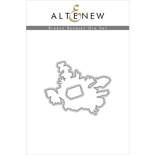 Altenew - Dies - Breezy Bouquet