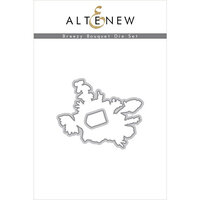 Altenew - Dies - Breezy Bouquet