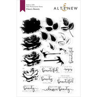 Altenew - Clear Photopolymer Stamps - Classic Beauty