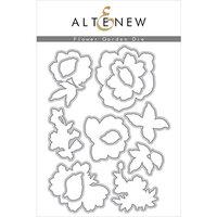 Altenew - Dies - Flower Garden
