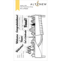 Altenew - Clear Photopolymer Stamps - It's a Feast