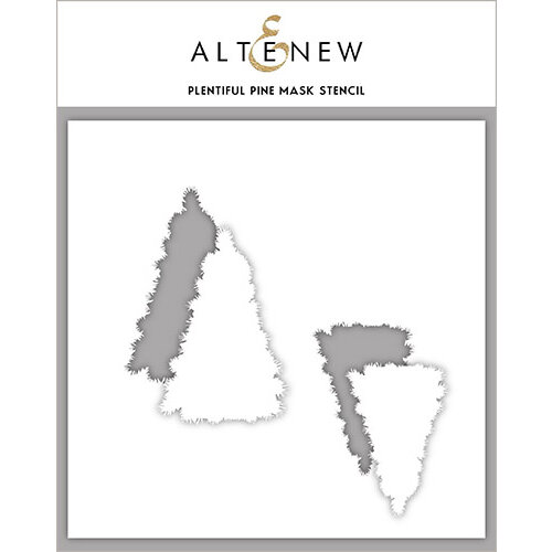 Altenew - Stencil - Plentiful Pine