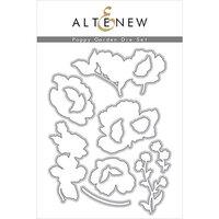 Altenew - Dies - Poppy Garden