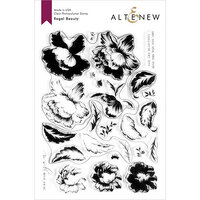 Altenew - Clear Photopolymer Stamps - Regal Beauty