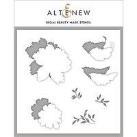 Altenew - Stencil - Regal Beauty