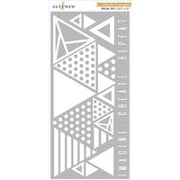 Altenew - Decal Set - Trendy Triangles