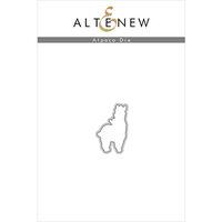 Altenew - Dies - Alpaca