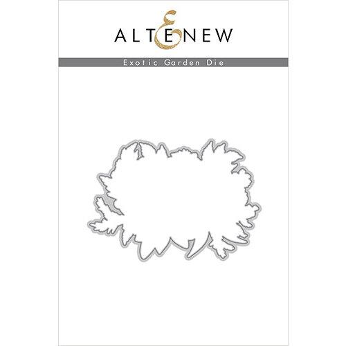 Altenew - Dies - Exotic Garden