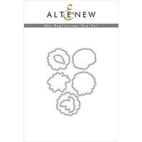 Altenew - Dies - New Beginnings