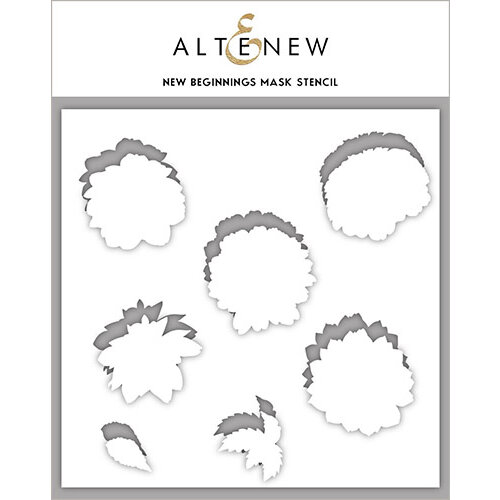 Altenew - Stencil Mask - New Beginnings