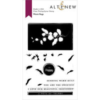 Altenew - Clear Photopolymer Stamps - Warm Hugs