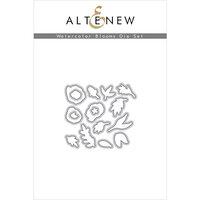 Altenew - Dies - Watercolor Blooms