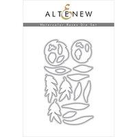 Altenew - Dies - Watercolor Roses