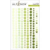 Altenew - Enamel Dots - Tropical Forest