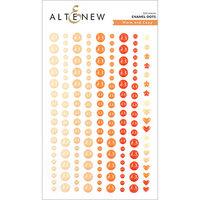 Altenew - Enamel Dots - Warm and Cozy