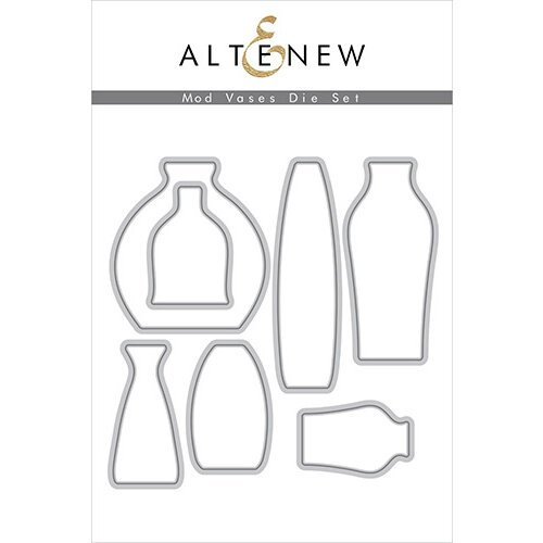 Altenew - Dies - Mod Vases