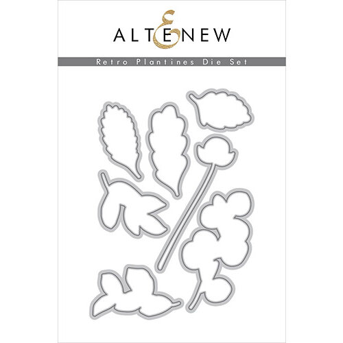 Altenew - Dies - Retro Plantines