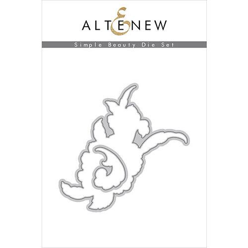 Altenew - Dies - Simple Beauty