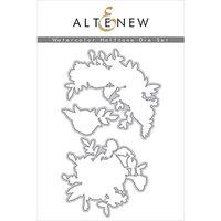 Altenew - Dies - Watercolor Halftone