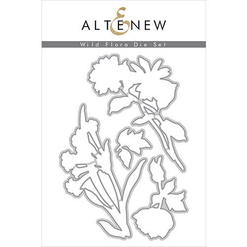 Altenew - Dies - Wild Flora