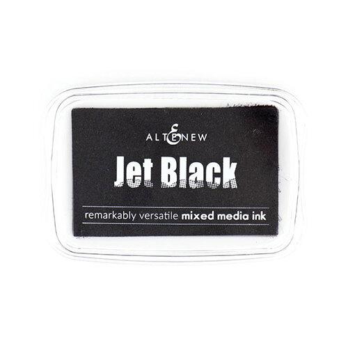 Altenew - Mixed Media Ink Pads - Jet Black