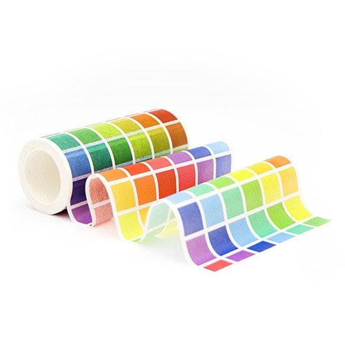 Altenew - Washi Tape - Geo Rainbow
