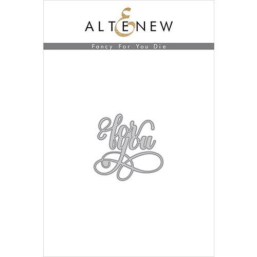 Altenew - Dies - Fancy For You