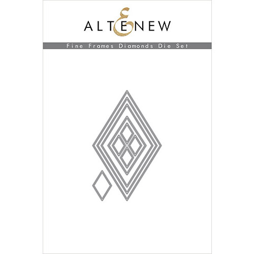 Altenew - Dies - Fine Frames Diamonds