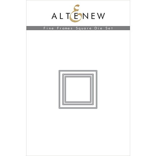 Altenew - Dies - Fine Frames Square
