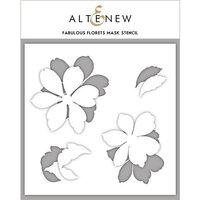 Altenew - Mask Stencil - Fabulous Florets