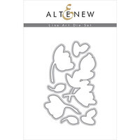 Altenew - Dies - Line Art