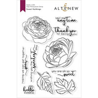 Altenew - Clear Photopolymer Stamps - Sweet Nothings