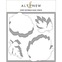 Altenew - Mask Stencil - Sweet Nothings