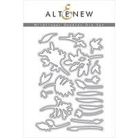 Altenew - Dies - Wildflower Doodles