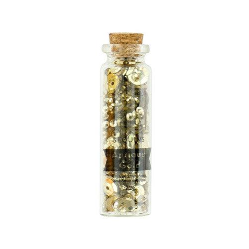 Altenew - Sequins - Antique Gold