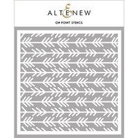 Altenew - Stencil - On Point