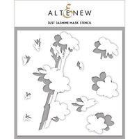 Altenew - Mask Stencil - Just Jasmine