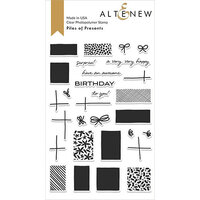 Altenew - Clear Photopolymer Stamps - Piles of Presents
