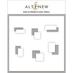 Altenew - Mask Stencil - Piles of Presents