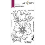 Altenew - Clear Photopolymer Stamps - Statement Flowers