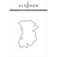 Altenew - Dies - Statement Flowers