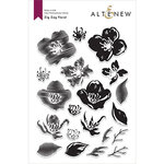 Altenew - Clear Photopolymer Stamps - Zig Zag Floral
